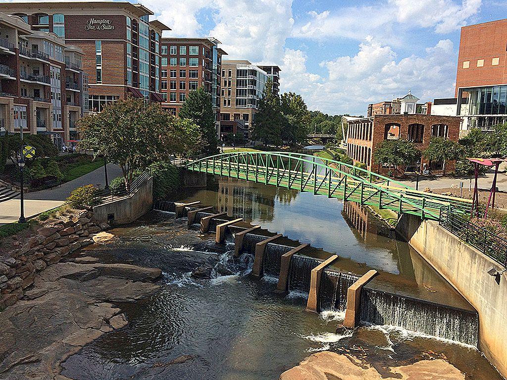วันหยุดสุดสัปดาห์ของคุณใน Greenville เมืองเล็ก ๆ แห่งหนึ่งในภาคใต้ - Lonely Planet