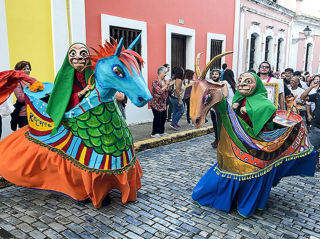 あなたのパーティーをお楽しみください:プエルトリコの最高のお祭り