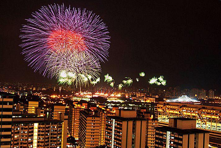 10 เหตุผลที่ควรไปสิงคโปร์ในปี 2019