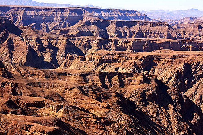Drumeții Namibia Fish River Canyon