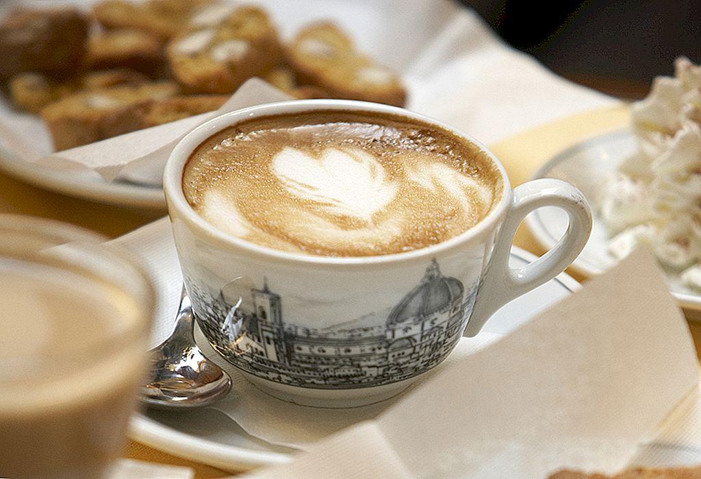 Kaffe og kultur: Oppdag Firenzes historiske kafeer