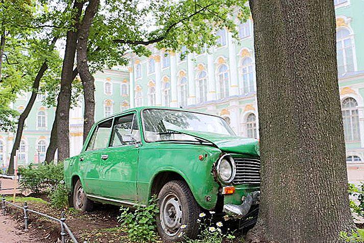 Manifesta 10: Ny og nostalgisk kunst i St Petersburg