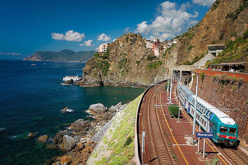 Explorarea Italiei cu trenul