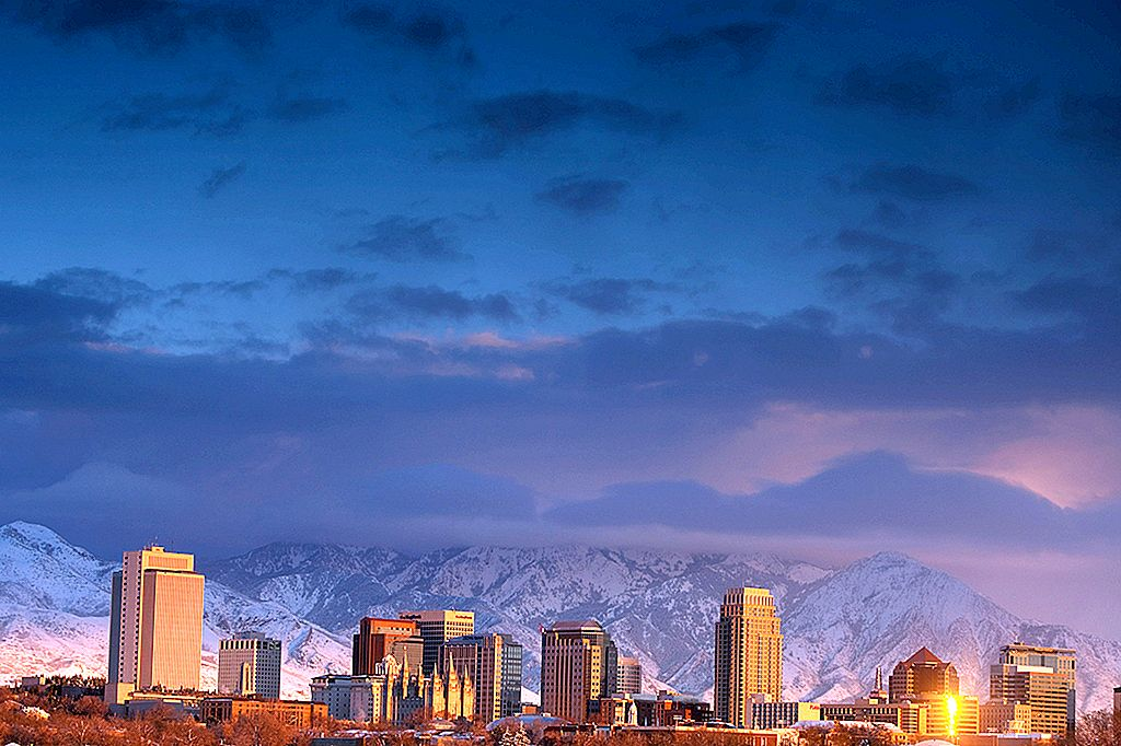 En perfekt helg i Salt Lake City