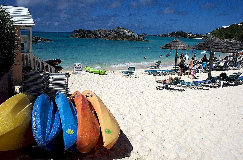 Devii activ în Bermuda