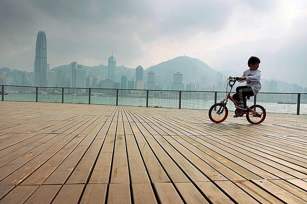 Hong Kong travle: utforske Kowloon med barn