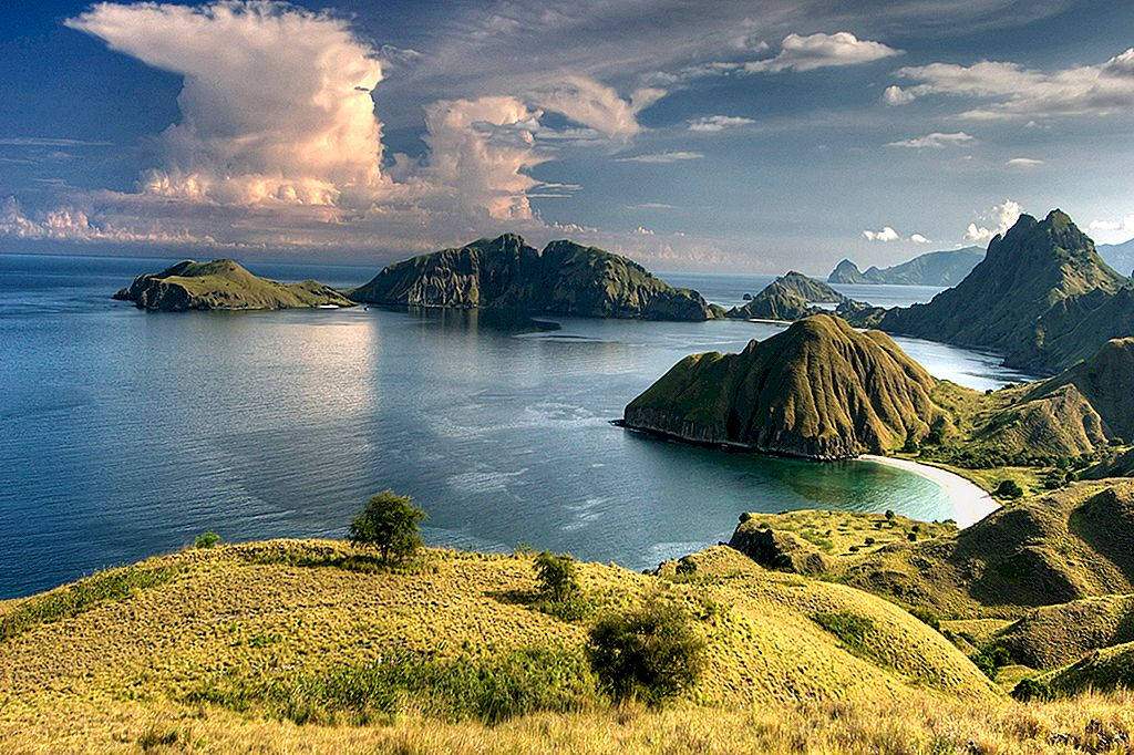 Island-hopper gjennom Nusa Tenggara, Indonesia
