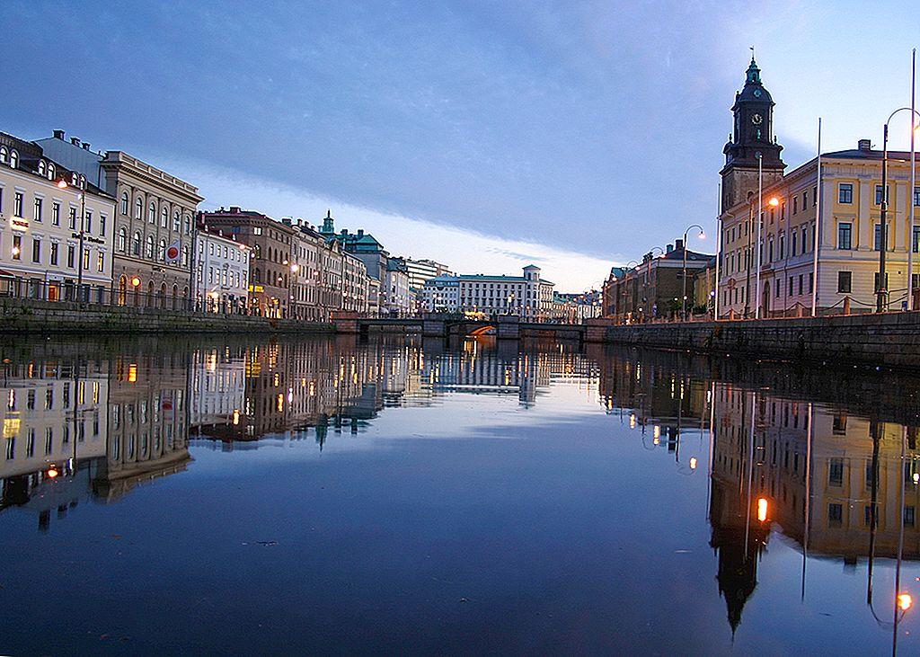 Ghidul pentru primul cronometru către Gothenburg, Suedia - Lonely Planet