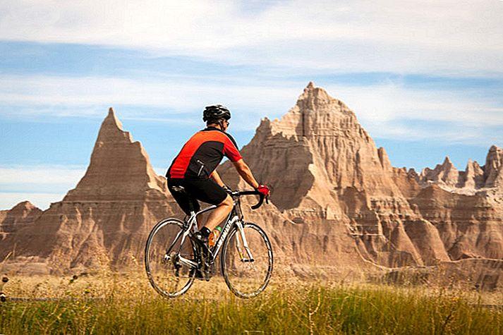 ペダルを踏んだ道:アメリカでのサイクリング
