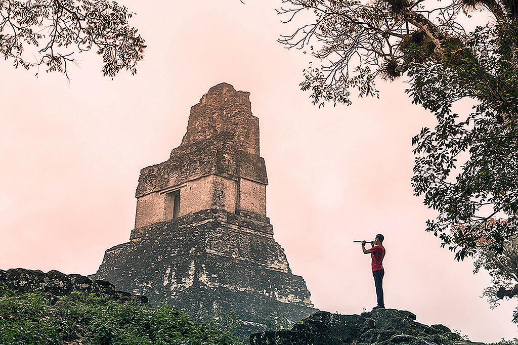 El Peténและการท่องเที่ยวเชิงอนุรักษ์: เรื่องราวความสำเร็จของกัวเตมาลา