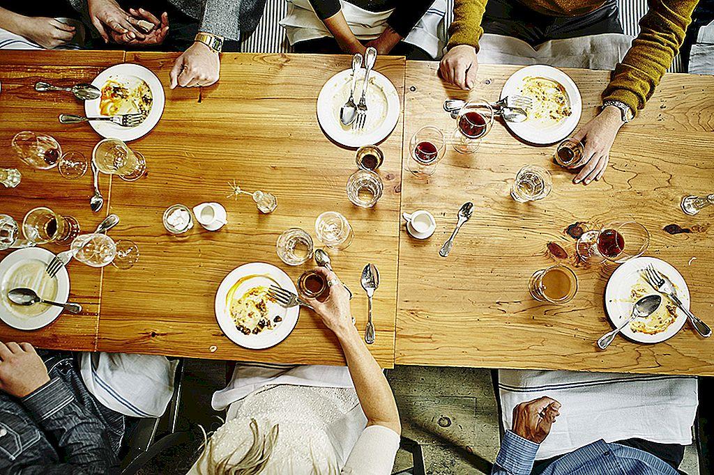 Mat og drikke av Stillehavet Nordvest - Lonely Planet