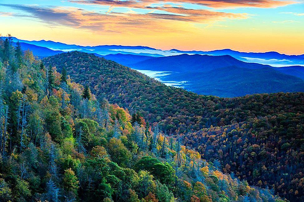Asheville: เมืองที่น่าแปลกใจที่สุดของ Appalachia
