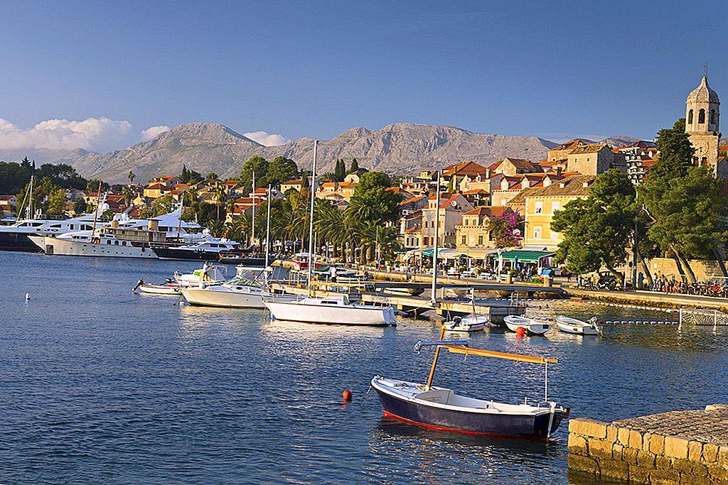 Naturlig skjønnhet, arv og vin: 10 idylliske dagsturer fra Dubrovnik