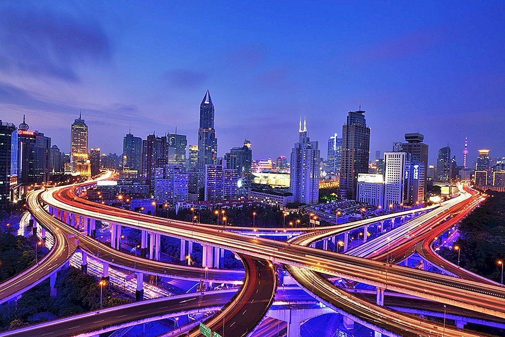 Den urbane utviklingen: hvordan byferien endrer seg