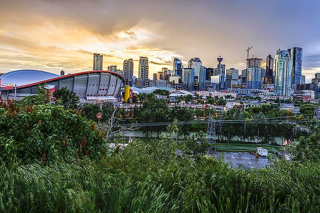 ฉลองทุกฤดูเดียวใน Calgary