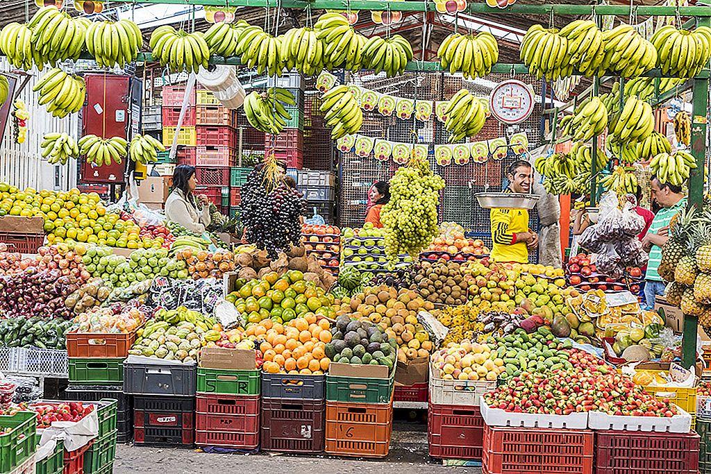 หาอาหารท้องถิ่นอร่อยได้ที่ไหนที่โคลัมเบีย