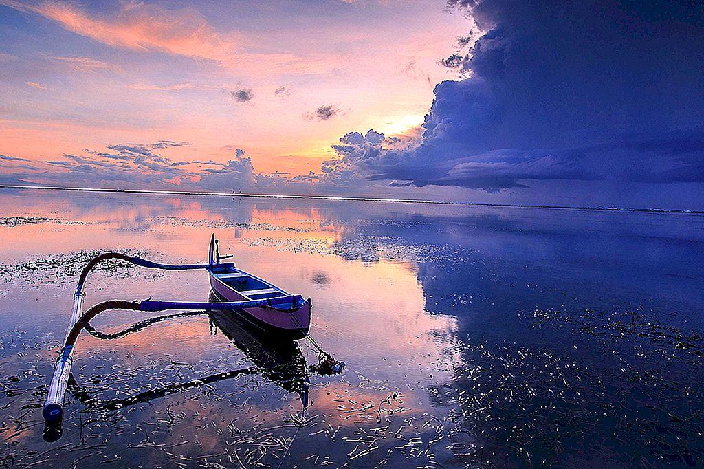 Seks tips for å nyte en regnfull dag i Bali