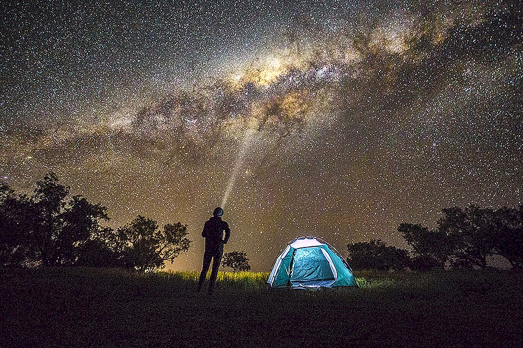 Experiențe stargazing în orașul New South Wales