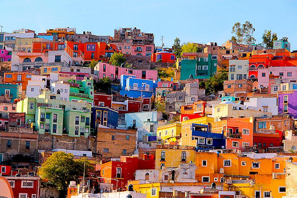 Explorați multe părți ale Mexicului