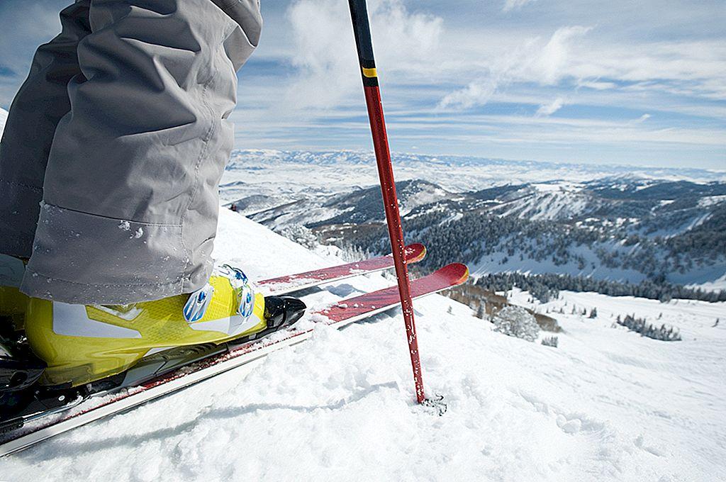 7 เหตุผลที่ควรเรียนรู้การเล่นสกีใน Park City