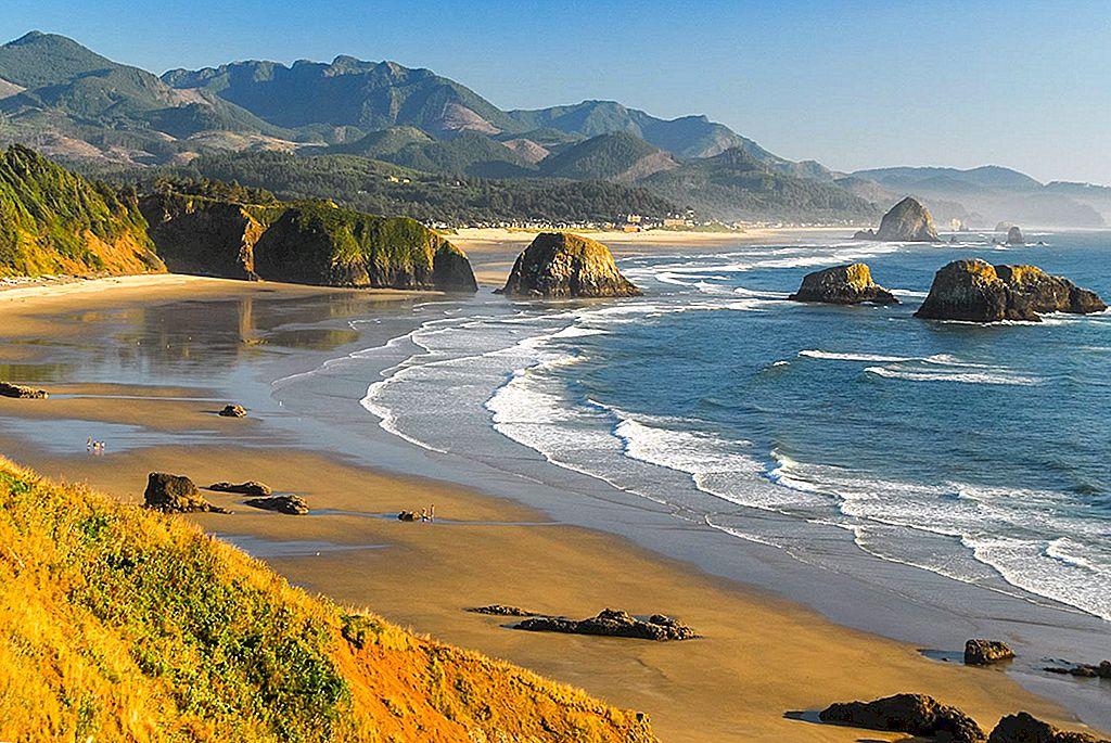 Starea de mirare: unde să găsiți cele mai bune peisaje din Oregon