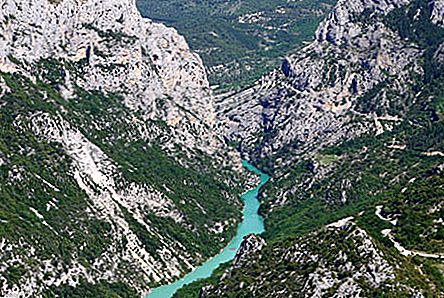 Zece dintre minunile naturale ale Franței