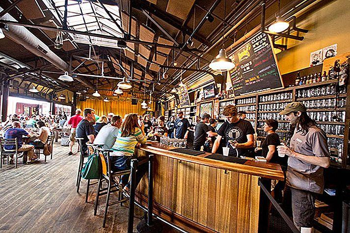 Grand Rapids și Coasta de Aur din Michigan: pe poteca de artă, bere și plaje