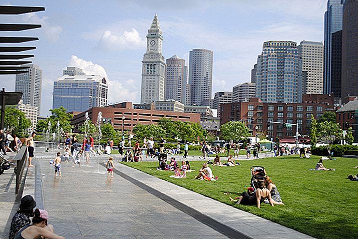 Boston reawakening: hva er nytt i 'Athens of America'