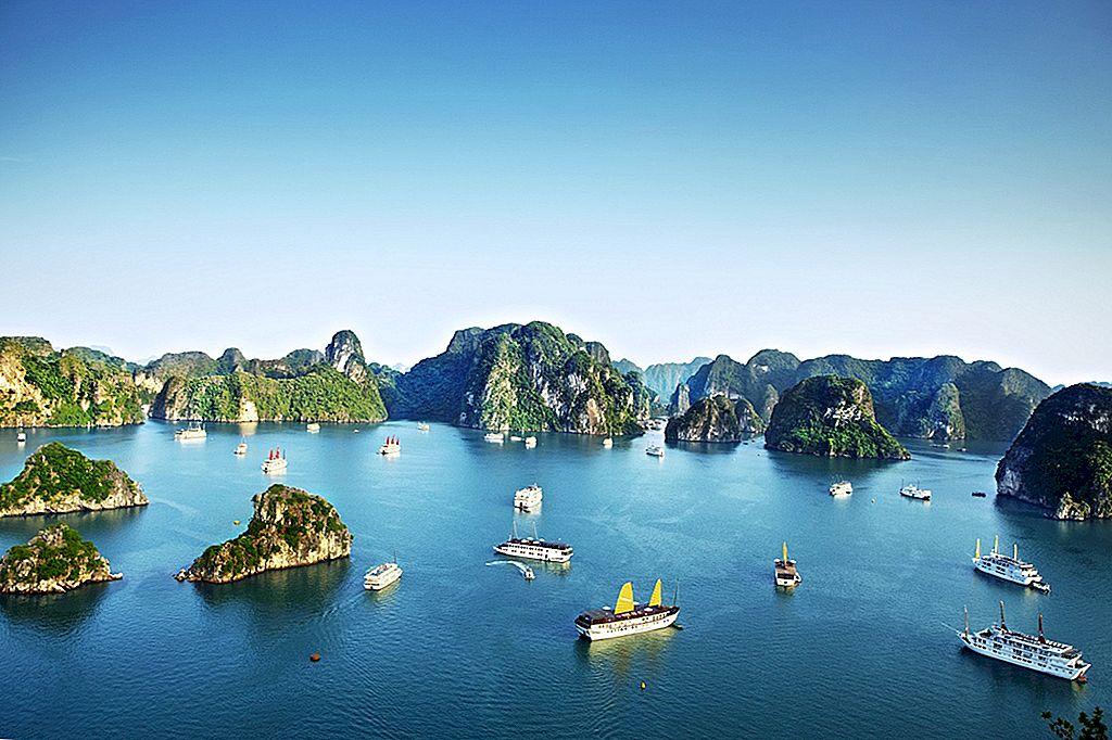 Å besøke Halong Bay: tips for å planlegge reisen
