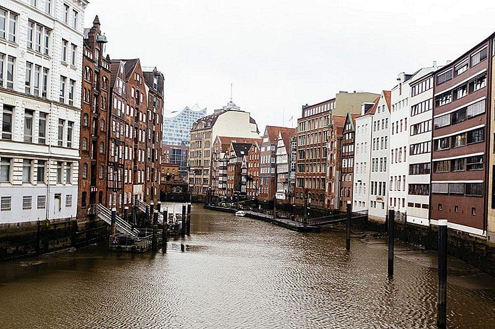 ハンブルクで48時間:あらゆる種類の港