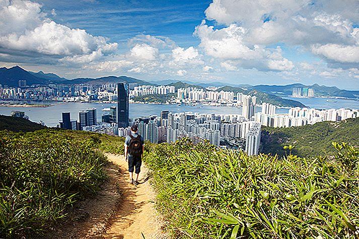 The Dragon's Back și dincolo: cele mai bune drumeții din Hong Kong