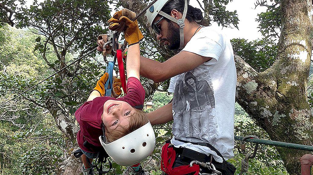 Călătoresc în Costa Rica cu copii
