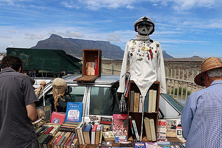 Mama City markets: unde să faceți cumpărături până când veți cădea în Cape Town
