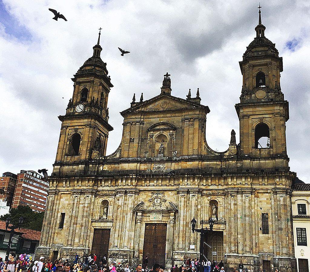 Bogotá: cinci laturi în capitala Columbiei