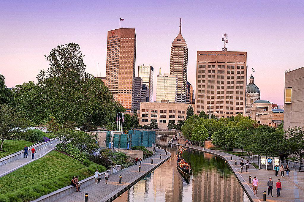 เดินสำรวจจักรยาน: สำรวจเส้นทางวัฒนธรรม Indianapolis - Lonely Planet