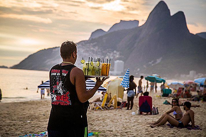 リオデジャネイロの完璧な一日