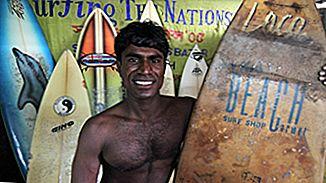 Surpriza surfing din Bangladesh