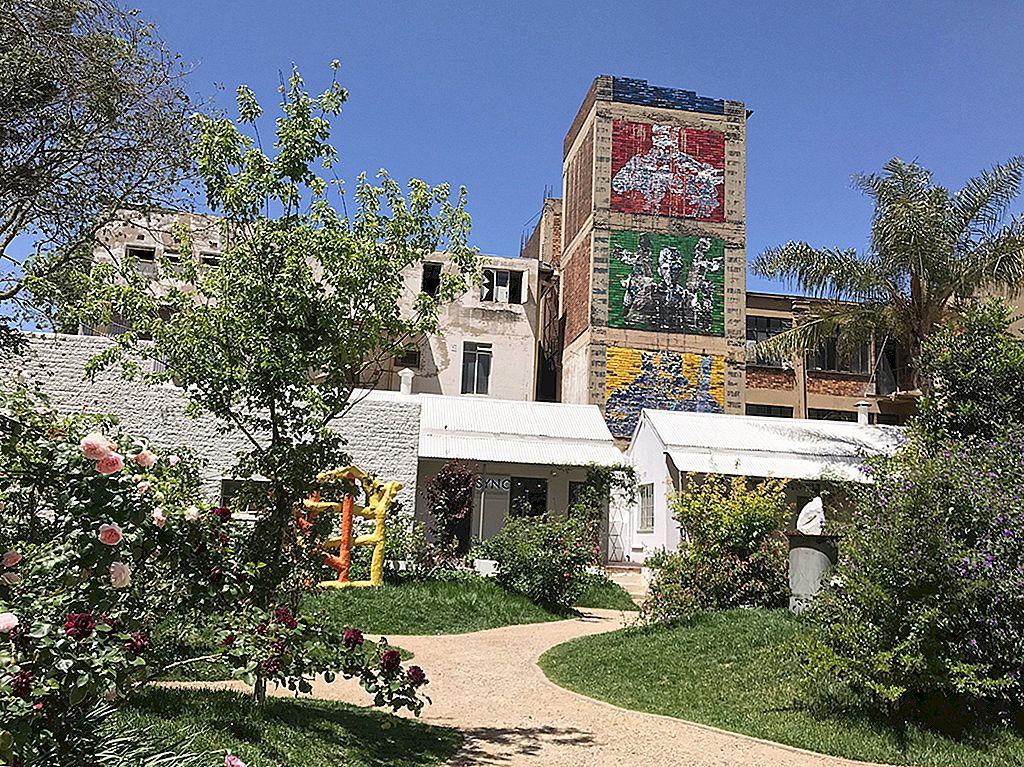 Den gjenfødte av Johannesburg som reisemål for reisende - Lonely Planet