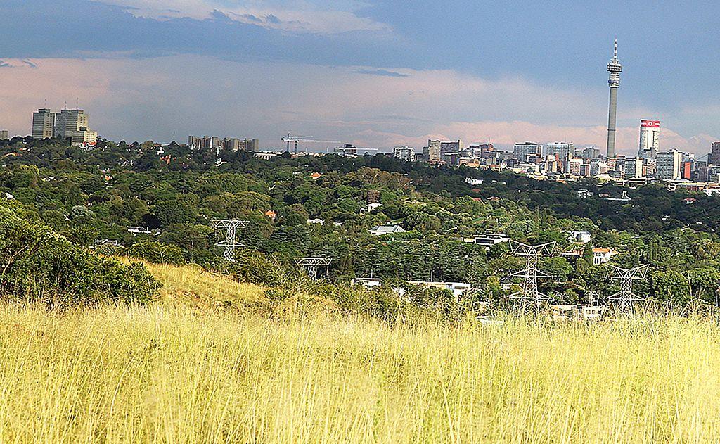 Cele mai bune 10 locuri pentru a ajunge în aer liber în Johannesburg - Lonely Planet