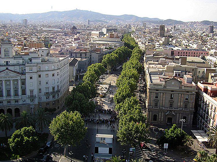 18 gratis ting å gjøre i Barcelona