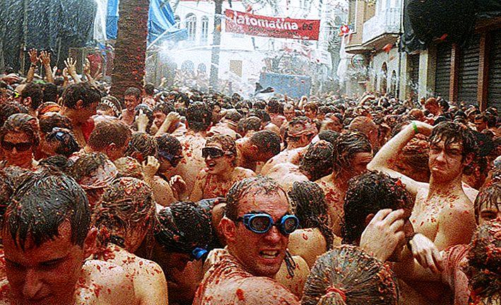 ラ・トマティナ:スペインの最も厄介な祭典のガイド