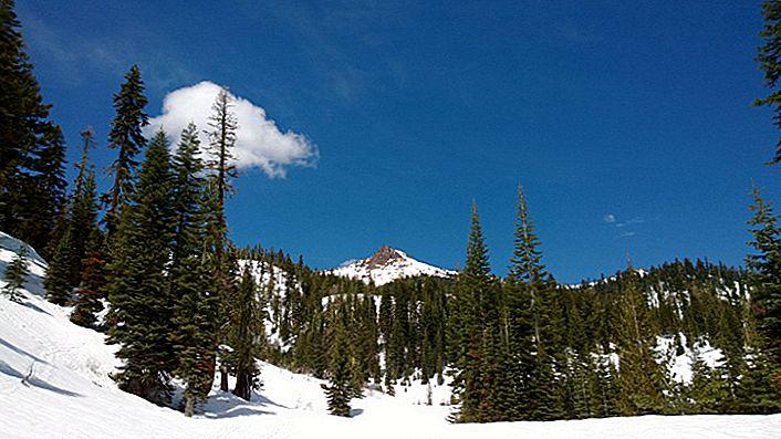 California best bevarte hemmeligheter: Lassen, Almanor, Shasta og Lava Beds