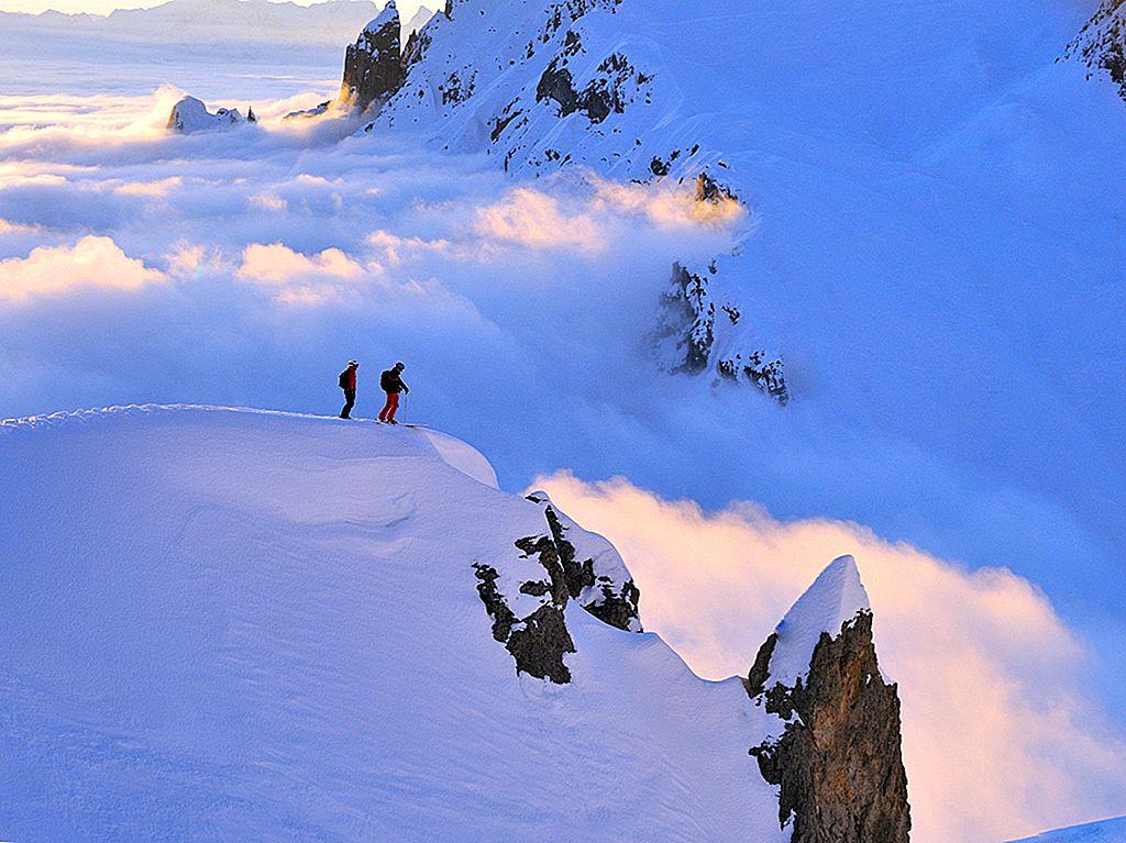 Mărimea contează? Măsurarea celei mai mari zone de schi din Austria