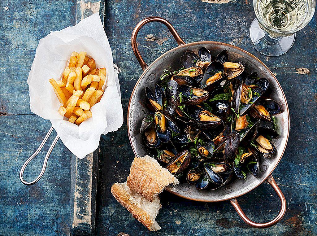 Belgias 10 beste retter - og hvor å spise dem i Brussel