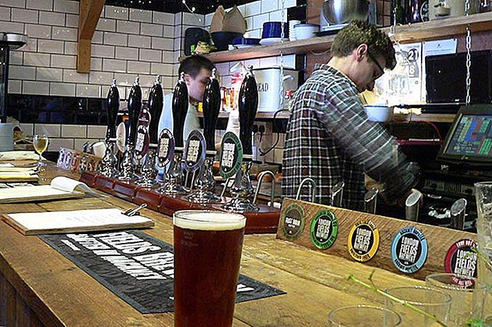 En håndverk øl elsker guide til London