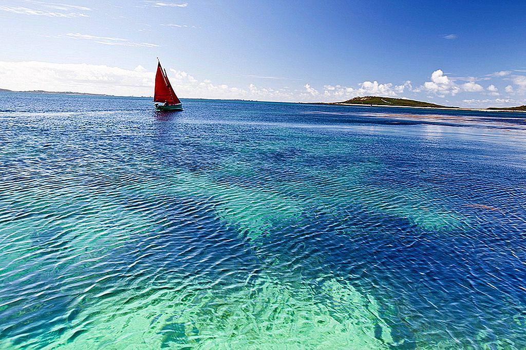 ภาษาอังกฤษ exotica: การสำรวจเกาะของ Scilly - Lonely Planet