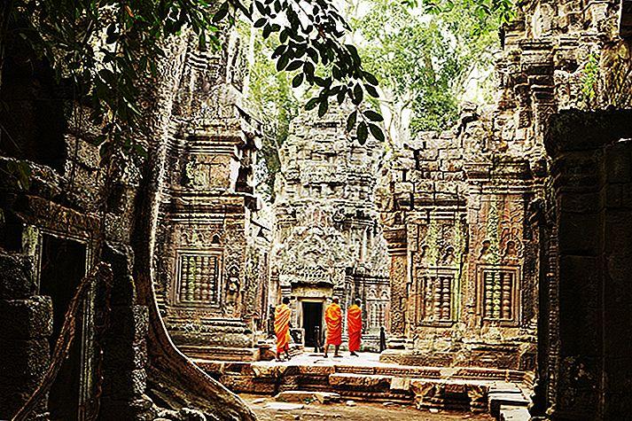 รายชื่อการเดินทางที่ดีที่สุด: สถานที่ท่องเที่ยว 10 อันดับแรกของ Lonely Planet ในโลก