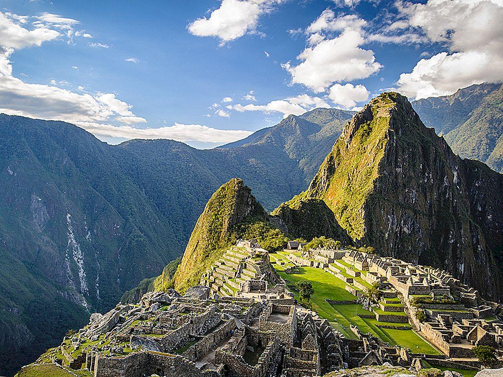 Machining Picchu Machining: วิธีดูสถานที่ปรักหักพังที่มีชื่อเสียงที่สุดในเปรู