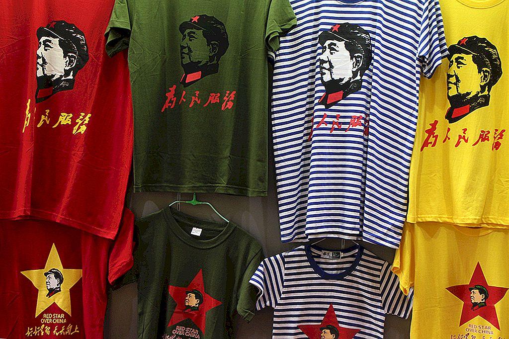 Mao-stalgia: turismul roșu din Zunyi, China