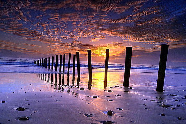 ชายหาดชีเปลือยที่ดีที่สุดในออสเตรเลีย